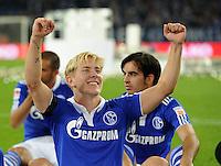 FUSSBALL   1. BUNDESLIGA   SAISON 2011/2012   SUPERCUP FC Schalke 04 - Borussia Dortmund            23.07.2011 Lewis HOTLBY (FC Schalke 04)