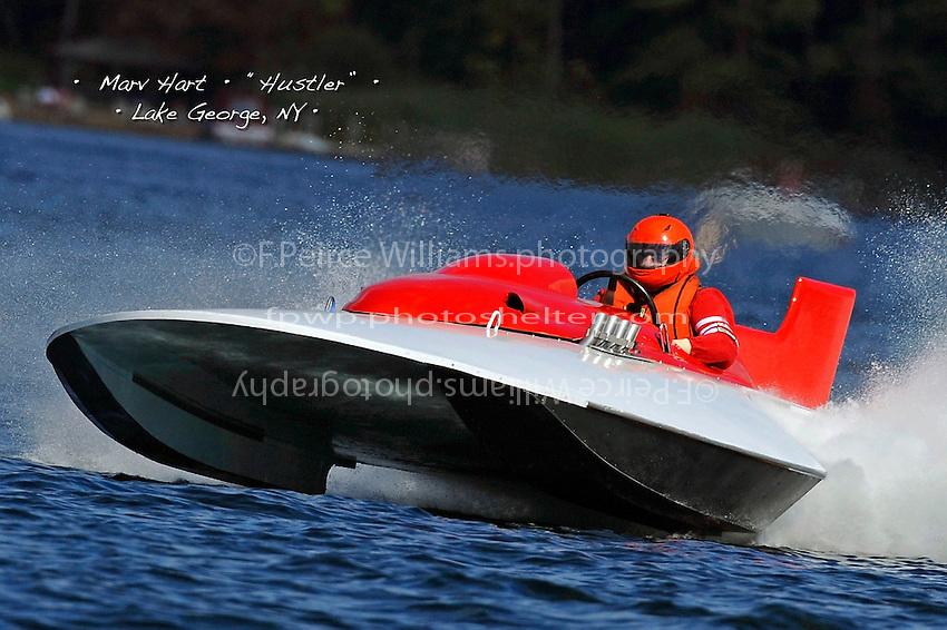 Hustler bass boats picture