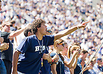 C30C6779 2..2012 FTB vs Weber State University..BYU - 45.Weber State - 6. .Photo by Jonathan Hardy/BYU..September 8, 2012..© BYU PHOTO 2012.All Rights Reserved.photo@byu.edu  (801)422-7322