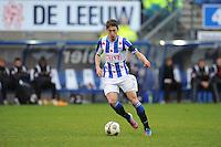 VOETBAL: HEERENVEEN: Abe Lenstra Stadion, 09-12-2012, Eredivisie 2012-2013, SC Heerenveen - Roda JC, Eindstand 4-4, Filip Djuricic (SCH), ©foto Martin de Jong