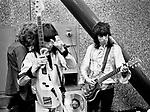 Rolling Stones 1970 Mick Taylor, Bill Wyman & Keith Richards..