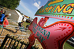 Bestival signs Photographs of the Isle of Wight by photographer Patrick Eden