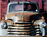 Truck in Mound Bayou, Miss.