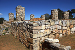 Archaeological ruins of Montenegro in Tilantongo town, Southern state of Oaxaca, December 19, 2011. Photo by Heriberto Rodriguez