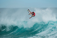 Snapper Rocks, COOLANGATTA, Queensland/AUS (Wednesday, March 16, 2016) Kolohe Andino (USA) - Australian surfers Matty Wilkinson (AUS) and Tyler Wright (AUS) made it an Aussie double when he Quiksilver and Roxy Pro Gold Coast,  wrapped up today  with  in clean three-to-five foot (1 - 1.5 metre) waves at Snapper Rocks.<br /> <br /> Wilkinson defeated Kolohe Andino (USA) in the Quiksilver Pro while Wright just got past Courtney Conlogue (USA). <br />  .Photo: joliphotos.com