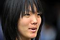 Anna Doi (JPN), APRIL 29, 2012 - Athletics : The 46th Mikio Oda Memorial Athletic Meet, JAAF Track & Field Grand Prix Rd.3, during Women's 100m final at Hiroshima Kouiki Kouen (Hiroshima Big arch) in Hiroshima, Japan. (Photo by Jun Tsukida/AFLO SPORT) [0003]