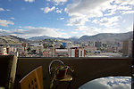 View Of Quito From Susan & Hernán's Apartment