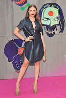 Xenia Tchoumi ( Xenia Tchoumitcheva ) at the &quot;Suicide Squad&quot; European film premiere, Odeon Leicester Square cinema, Leicester Square, London, England, UK, on Wednesday 03 August 2016.<br /> CAP/CAN<br /> &copy;CAN/Capital Pictures /MediaPunch ***NORTH AND SOUTH AMERICAS ONLY***