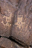 Ancient Native American Petroglyphs, Petroglyph National Monument, New Mexico