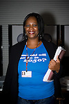 Nancy Kgengwenyane, Botswana. Bonn Climate Change talks. (©Robert vanWaarden)