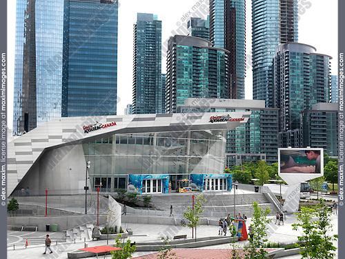 Ripleys Aquarium of Canada in downtown Toronto, Ontario, Canada 2014