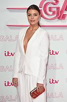 LONDON, UK. November 24, 2016: Chloe Lewis at the 2016 ITV Gala at the London Palladium Theatre, London.<br /> Picture: Steve Vas/Featureflash/SilverHub 0208 004 5359/ 07711 972644 Editors@silverhubmedia.com