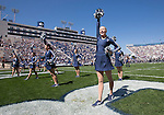 _88R3705..2012 FTB vs Weber State University..BYU - 45.Weber State - 6. .Photo by Jaren Wilkey/BYU..September 8, 2012..© BYU PHOTO 2012.All Rights Reserved.photo@byu.edu  (801)422-7322