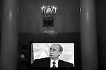 James Hill: Vladimir Putin