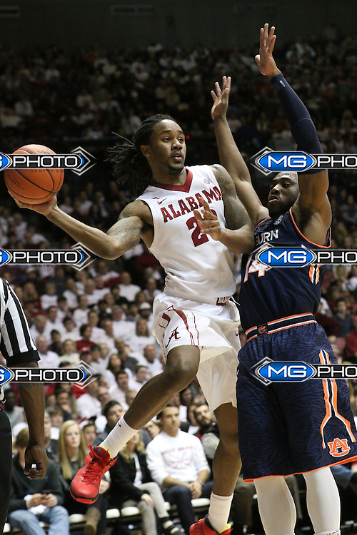 150124 Alabama vs Auburn Basketball