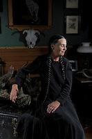 artistic portrait of Debbie Mixon
