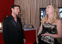 28 April 2006: Exclusive behind the scenes photos of celebrity television stars in the STAR greenroom at the 33rd Annual Daytime Emmy Awards at the Kodak Theatre at Hollywood and Highland, CA. Contact photographer for usage availability.