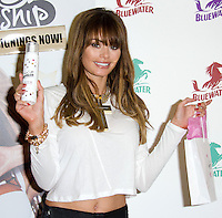 DEC 13 Chloe Sims Tanning Launch @ Bluewater