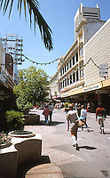 Perth: Hay Street Mall. Photo '82.