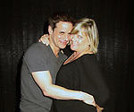 Christian LeBlanc & Kim Zimmer at the Soapstar Spectacular starring actors from OLTL, Y&R, B&B and ex ATWT & GL on November 20, 2010 at the Myrtle Beach Convention Center, Myrtle Beach, South Carolina. (Photo by Sue Coflin/Max Photos)