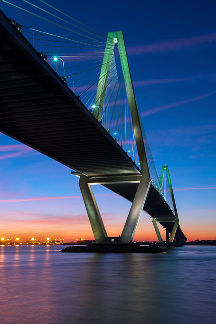 Charleston, South Carolina, Arthur Ravenel Jr. Bridge, Cable-Stayed Bridge, Cooper River