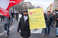 2015/02/28 Berlin | Afrika-Gedenkmarsch