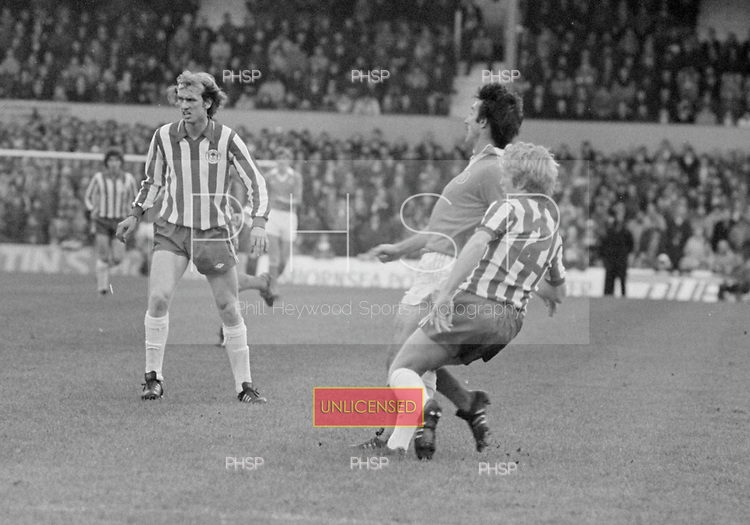 24/11/1979 Blackpool v  Wigan FAC2