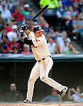 5 September 2009: Cleveland Indians' third baseman Jhonny Peralta in action against the Minnesota Twins at Progressive Field in Cleveland, Ohio. The Indians fell to the Twins 4-1 in the second game of their three-game weekend series. Mandatory Credit: Ed Wolfstein Photo
