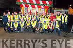 Christmas in Killarney Committee and Volunteers at the Christmas in Killarney Parade last Saturday.