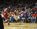 "Ole Miss' Nick Williams (20) vs. Arkansas at the C.M. ""Tad"" Smith Coliseum in Oxford, Miss. on Saturday, January 19, 2013. Mississippi won 76-64. (AP Photo/Oxford Eagle, Bruce Newman)"