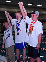Swimming, Boys 10 and Under - Badger State Games '08
