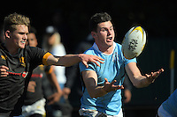 160820 Hurricanes Top Four College Rugby - Wellington College v Napier BHS