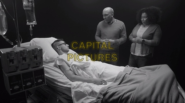 Jack Antonoff, Varick Boyd, K'Sandra Sampson<br /> in Thank You and Sorry (2015)<br /> *Filmstill - Editorial Use Only*<br /> CAP/FB<br /> Image supplied by Capital Pictures