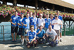 FC Luzern v St Johnstone...16.07.14  Europa League 2nd Round Qualifier<br /> Saints fans in the beautiful city of Luzern.<br /> Picture by Graeme Hart.<br /> Copyright Perthshire Picture Agency<br /> Tel: 01738 623350  Mobile: 07990 594431