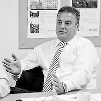 Glynn Biggins, Construction Director, Kingerlee