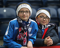 Preston North End's Fans anticipate the kick-off<br /> <br /> Photographer Mick Walker/CameraSport<br /> <br /> The EFL Sky Bet Championship - Preston North End v Reading - Saturday 11th March 2017 - Deepdale - Preston<br /> <br /> World Copyright &copy; 2017 CameraSport. All rights reserved. 43 Linden Ave. Countesthorpe. Leicester. England. LE8 5PG - Tel: +44 (0) 116 277 4147 - admin@camerasport.com - www.camerasport.com
