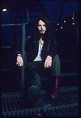 Soundgarden - Chris Cornell (Jul 20, 1964 - May 17, 2017)) - photographed at the Aragon Ballroom in Chicago, Illinois USA -  February 13, 1992.  Photo credit:  Gene Ambo/IconicPix