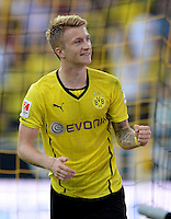 FUSSBALL   1. BUNDESLIGA   SAISON 2013/2014   SUPERCUP Borussia Dortmund - FC Bayern Muenchen           27.07.2013 Torjubel: Marco Reus (Bourussia Dortmund) nach dem 1:0