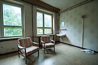 2014/08/31 Abandoned FDGB Union Holiday Home