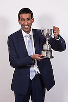 Winner of the Hammond Cup was Omar Majid of the Crown Prsecution Service
