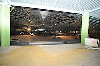 SCHAATSEN: HEERENVEEN: IJstadion Thialf 19-04-2016, 2e fase Ver(nieuw)bouw, ©foto Martin de Jong
