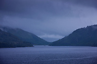 Thirlmere Lake reservoir in the Lake District National Park, Cumbria, UK