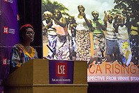 12.10.2015 - LSE Presents: A Lecture by Winnie Byanyima - #LSEAfrica