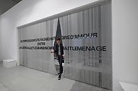 Athens, Greece. Opening days of documenta14.<br /> Athens School of Fine Arts (ASFA), &ldquo;Nikos Kessanlis&rdquo; Exhibition Venue.