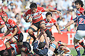 Takamichi SasakiJPN),.MAY 19, 2012 - Rugby : HSBC Asian Five Nations 2012 match between Japan 67-0 Hong Kong at Chichibunomiya Rugby Stadium, Tokyo, Japan. (Photo by Jun Tsukida/AFLO SPORT) [0003].