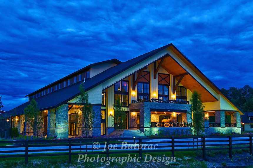 High Point Equestrian Centre Clubhouse, Langley B.C.