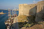 Girne Harbor & Castle