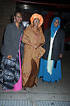 honoree Dr Hawa Abdi and daughters attending The Glamour Magazine 20th Annual Women of the Year on November 8, 2010 at Carnegie Hall in New York City.