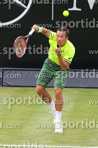 08.06.2015, Tennis Club Weissenhof, Stuttgart, GER, ATP Tour, Mercedes Cup Stuttgart, im Bild Philipp Kohlschreiber ( GER ) // during the Mercedes Cup of ATP world Tour at the Tennis Club Weissenhof in Stuttgart, Germany on 2015/06/08. EXPA Pictures &copy; 2015, PhotoCredit: EXPA/ Eibner-Pressefoto/ Langer<br /> <br /> *****ATTENTION - OUT of GER*****