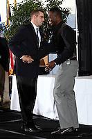 SAN ANTONIO , TX - APRIL 27, 2009: The University of Texas at San Antonio Athletic Banquet at the University Center Ballroom. (Photo by Jeff Huehn)